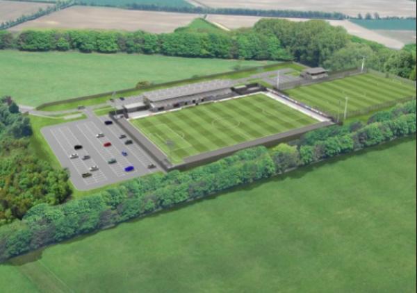 Cambridge City FC stadium given go ahead