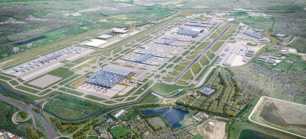 'Stop dithering and deliver on Heathrow'