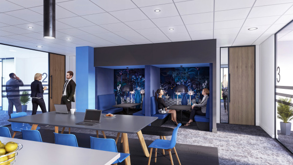 Collette Naylor to manage Pure Offices' new base at The Blade