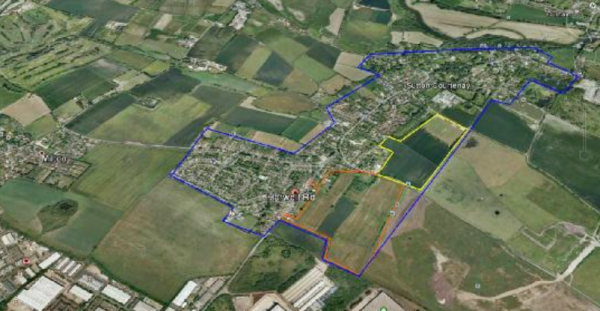 310 homes planned for Sutton Courtenay