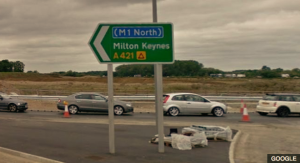 £22.5m funding for MK road upgrade