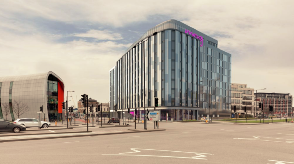 Plans submitted for Slough hotels