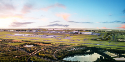 Heathrow rail links get Government thumbs up