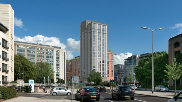 Work imminent on Thames Quarter after developer sinks The Arc