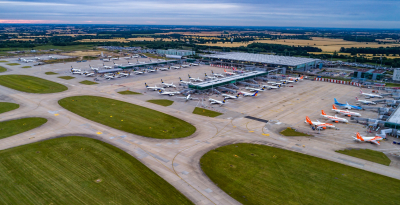 Stansted set to be fastest growing London airport