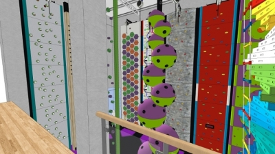 Leisure centre plans submitted