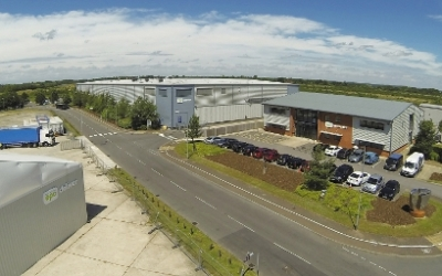 LDO planned to help Greenham Business Park grow faster