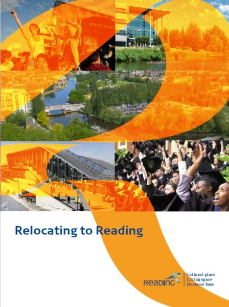 New guide for Relocating to Reading