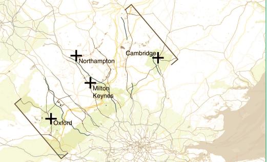 Tender opportunity: Oxford-Cambridge Corridor project