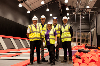 First look inside Slough's latest leisure centre