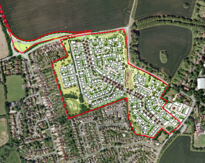 240-home Radley scheme recommended for approval