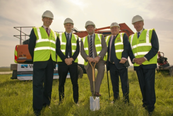 Hill Marshall secure funding deal