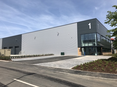 Four lettings at Abingdon Business Park