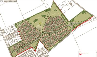 240 homes near Benson set for approval