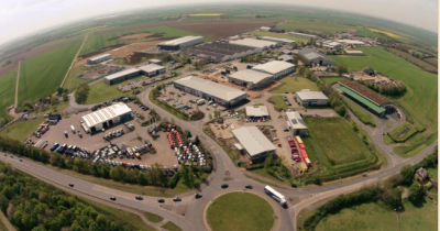 Growth at Lancaster Way Business Park