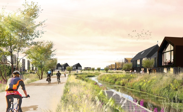 Waterbeach New Town East planning application submitted