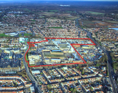 AkzoNobel site goes on the market