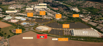Remaining 24 acres developed at Haverhill Business Park