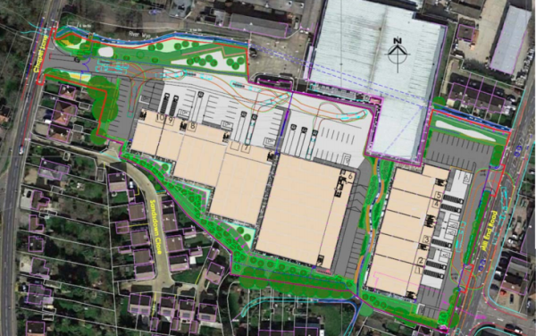 Industrial scheme set for approval