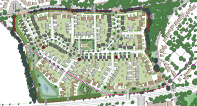 283-home Radley plans deferred
