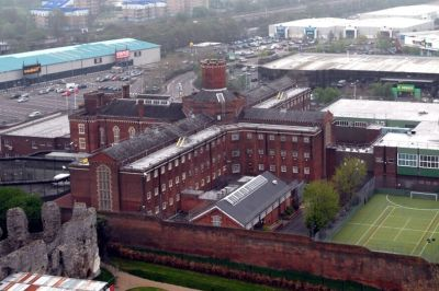 Council support for prison theatre plan