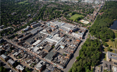 Four developers shortlisted for Camberley town centre regeneration