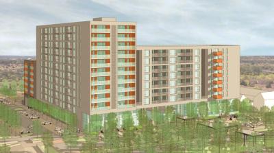 Private rented sector development proposal in CMK