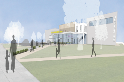 Go-ahead for £14m Bulmershe Leisure Centre