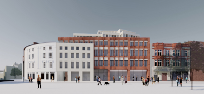 Mixed-use scheme approved for Reading's Bristol & West arcade