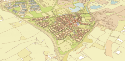 Council approves final detail on Great Haddon urban extension