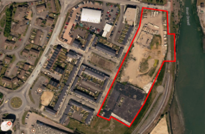 Approval for Persimmon Homes in Ipswich