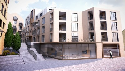 Work starts on 228 flats in High Wycombe
