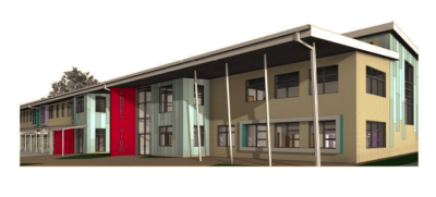 New 420-place school for High Wycombe