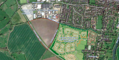 170 homes planned for Wallingford
