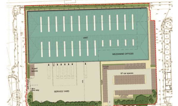 Another new building set for Suttons Business Park