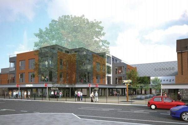 Emporium plan to boost St Martin's Centre