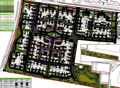 296 homes approved at former RAF Upper Heyford