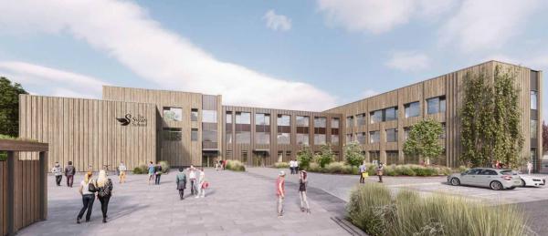 Oxford's Swan School is back on stream