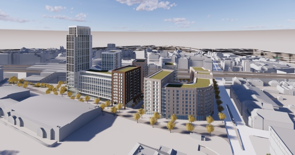 First look at Reading Metropolitan scheme