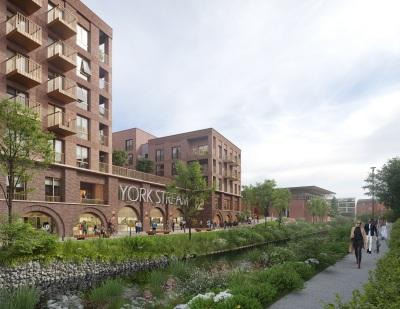 Royal Borough chooses affordable housing partner for York Road