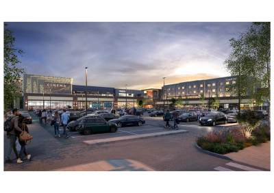 Plans submitted for major upgrade of Chineham shopping centre
