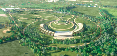 Stunning motor museum proposed for Oxfordshire