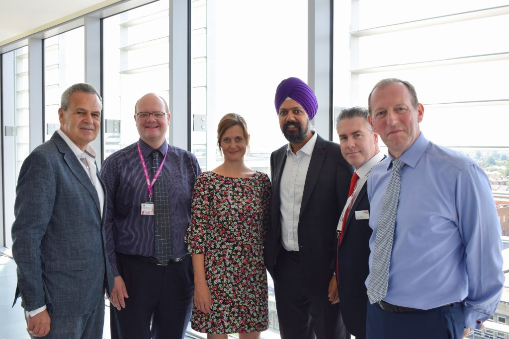 Slough aims to be region's capital