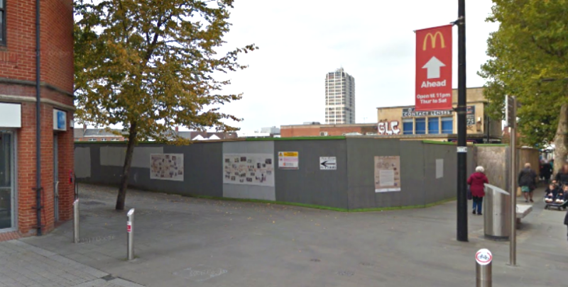 Developer wanted for Swindon tower block