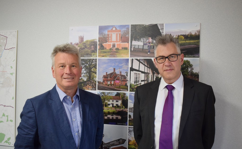 'We have changed people's perceptions of Basingstoke'