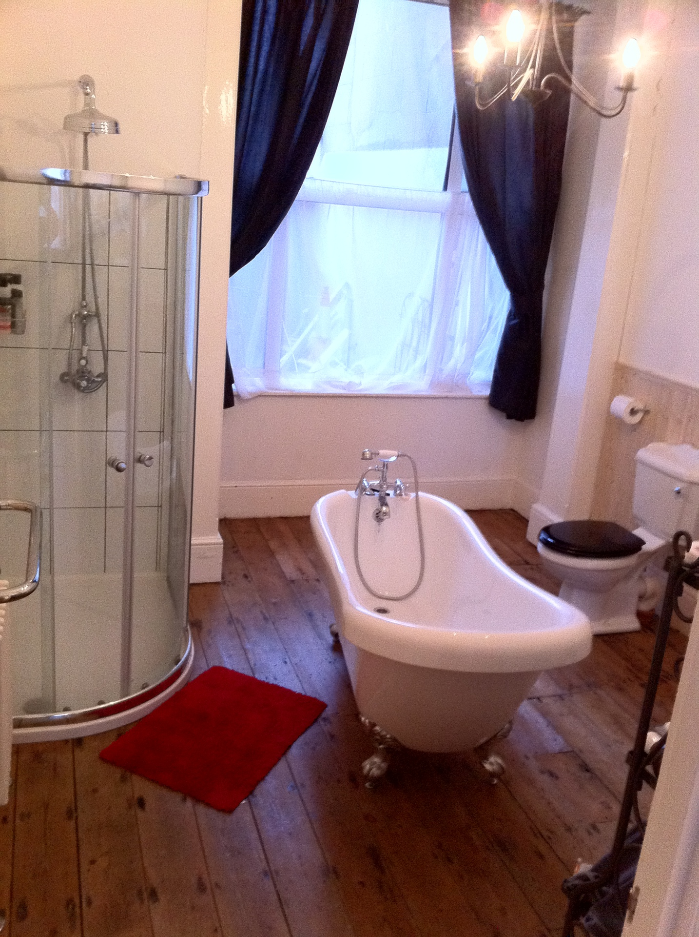 Victorian bathroom in Hastings