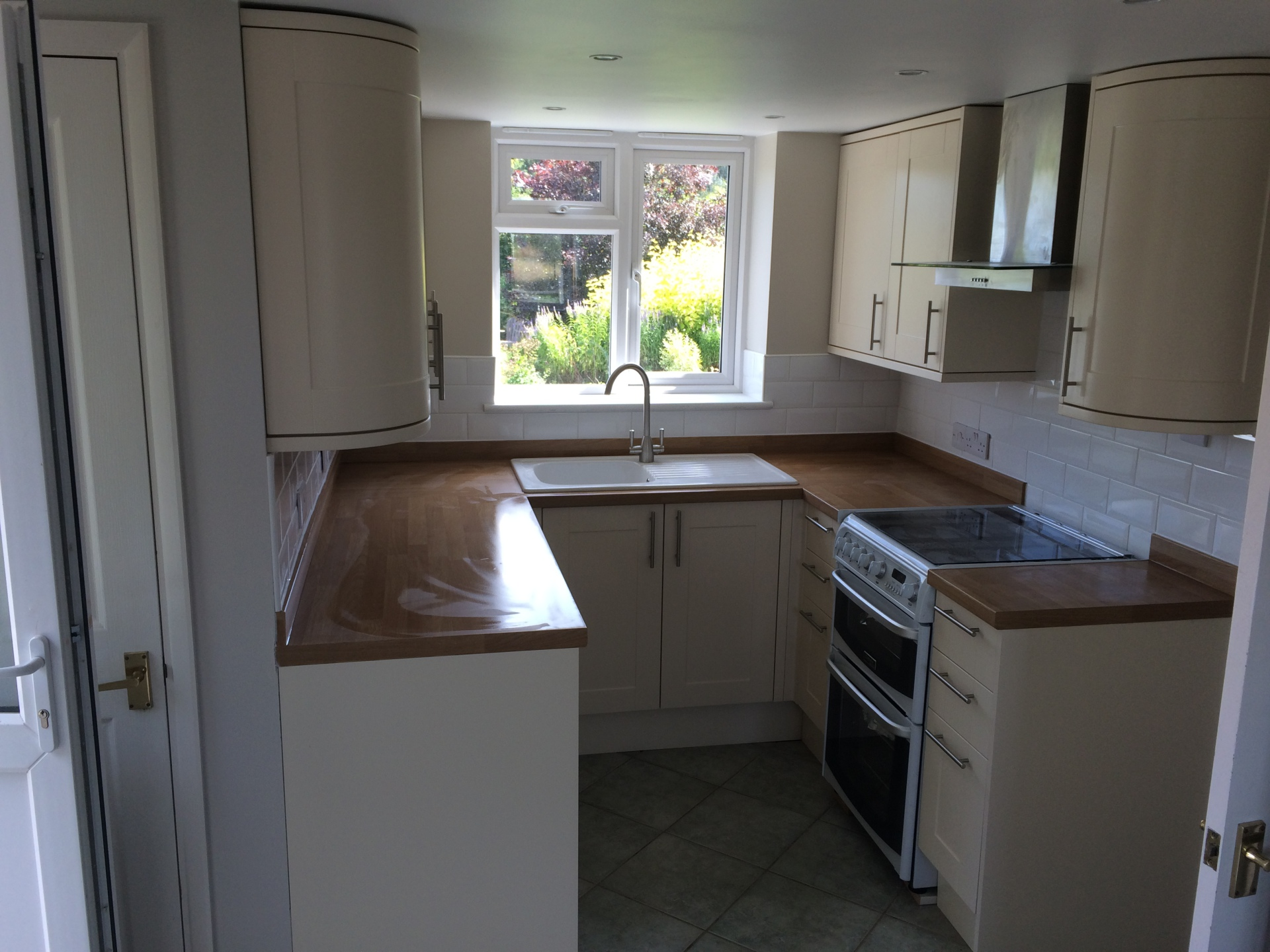 Kitchen installation Groombridge