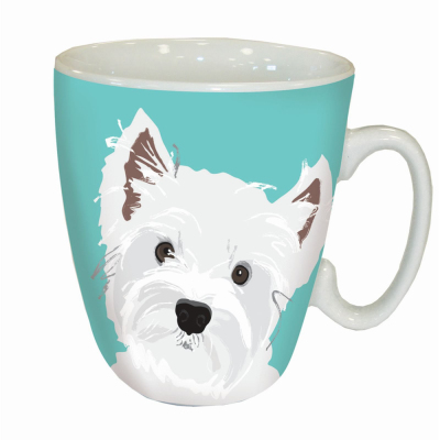 Waggy Tails Westie Gifts Collection