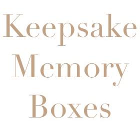 Keepsake Memory Boxes