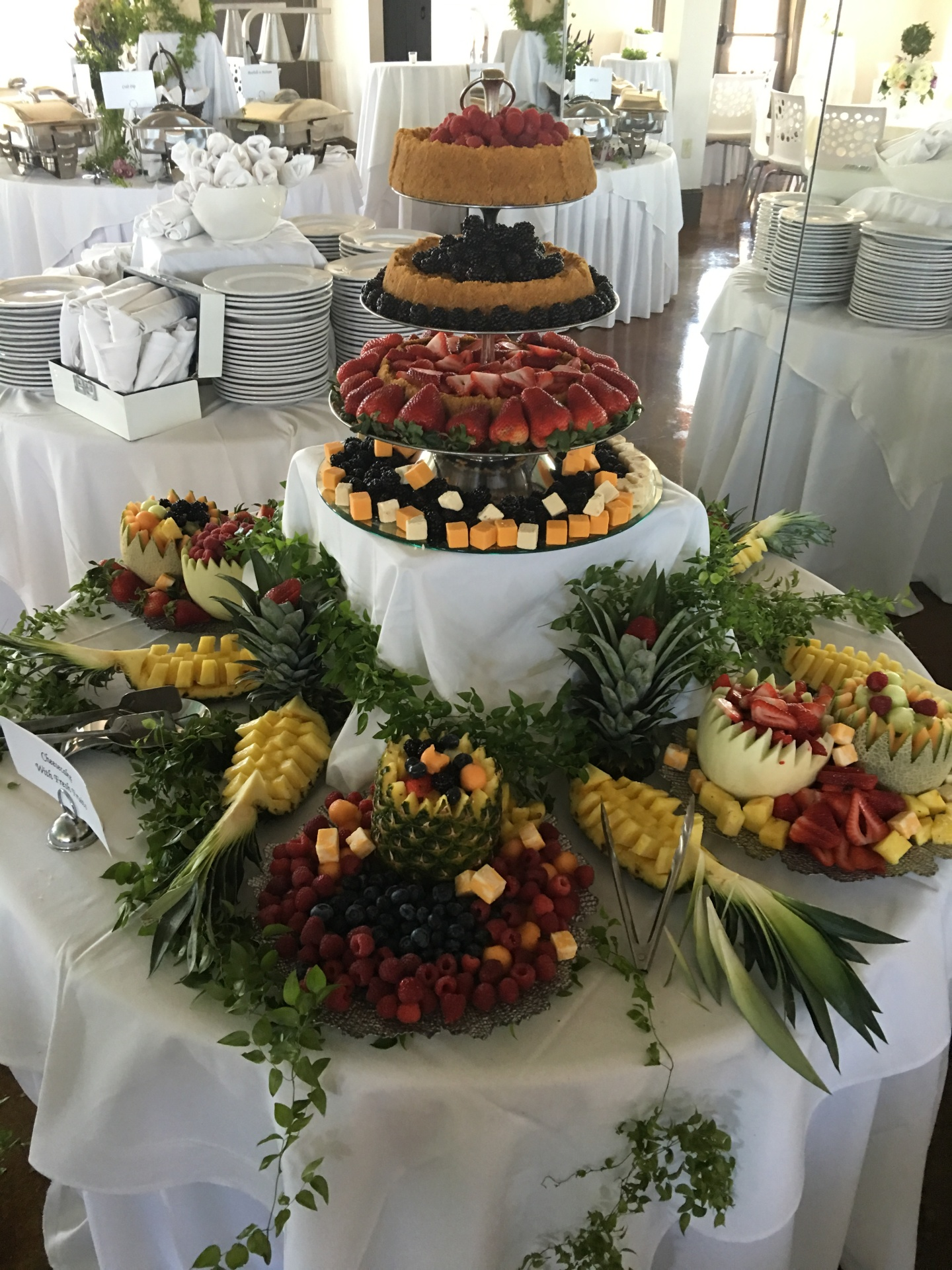 Dessert & Fruit